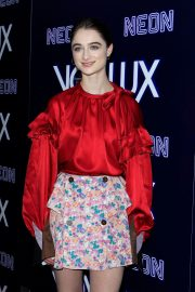 Raffey Cassidy at Vox Lux Premiere in Hollywood 2018/12/05 1