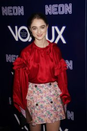 Raffey Cassidy at Vox Lux Premiere in Hollywood 2018/12/05 4