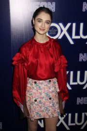 Raffey Cassidy at Vox Lux Premiere in Hollywood 2018/12/05 5
