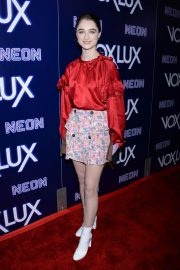 Raffey Cassidy at Vox Lux Premiere in Hollywood 2018/12/05 8
