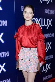 Raffey Cassidy at Vox Lux Premiere in Hollywood 2018/12/05 9