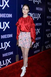 Raffey Cassidy at Vox Lux Premiere in Hollywood 2018/12/05 10