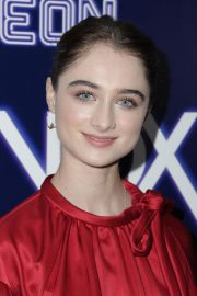 Raffey Cassidy at Vox Lux Premiere in Hollywood 2018/12/05 12