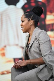 Regina King at Good Morning America 2018/12/13 1