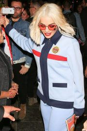 Rita Ora Arrives to Preform a Surprise Show at Abbey in West Hollywood 2018/12/04 3