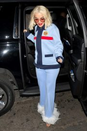 Rita Ora Arrives to Preform a Surprise Show at Abbey in West Hollywood 2018/12/04 4