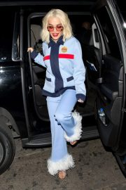 Rita Ora Arrives to Preform a Surprise Show at Abbey in West Hollywood 2018/12/04 5