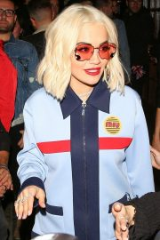 Rita Ora Arrives to Preform a Surprise Show at Abbey in West Hollywood 2018/12/04 9