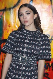 Rowan Blanchard at Chanel Metiers D'Art Show Party in New York 2018/12/04 3