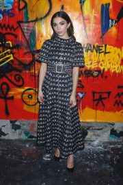 Rowan Blanchard at Chanel Metiers D'Art Show Party in New York 2018/12/04 4