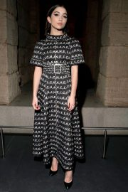 Rowan Blanchard at Chanel Metiers D'Art Show Pre-fall 2019 in New York 2018/12/04 1