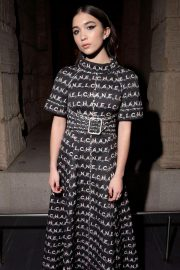 Rowan Blanchard at Chanel Metiers D'Art Show Pre-fall 2019 in New York 2018/12/04 3
