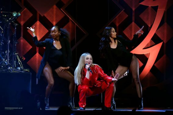 Sabrina Carpenter at iheart Radio Jingle Ball in Washington, D.C. 2018/12/10 1