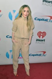 Sabrina Carpenter at Y100's iHeartRadio Jingle Ball at BB&T Center in Sunrise 2018/12/16 3