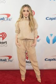 Sabrina Carpenter at Y100's iHeartRadio Jingle Ball at BB&T Center in Sunrise 2018/12/16 7