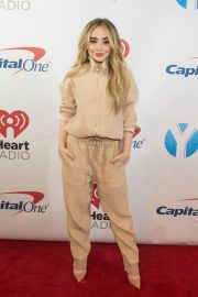 Sabrina Carpenter at Y100's iHeartRadio Jingle Ball at BB&T Center in Sunrise 2018/12/16 8