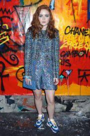 Sadie Sink at Chanel Metiers D'Art Show Party in New York 2018/12/04 1