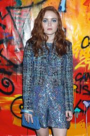 Sadie Sink at Chanel Metiers D'Art Show Party in New York 2018/12/04 2