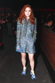 Sadie Sink at Chanel Metiers D'Art Show Party in New York 2018/12/04 3