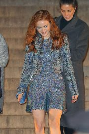 Sadie Sink at Chanel Metiers D'Art Show Party in New York 2018/12/04 6