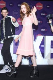 Sadie Sink at Comic-con in Buenos Aires 2018/12/09 1