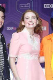 Sadie Sink at Comic-con in Buenos Aires 2018/12/09 3