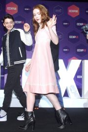 Sadie Sink at Comic-con in Buenos Aires 2018/12/09 5