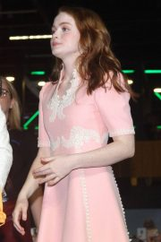 Sadie Sink at Comic-con in Buenos Aires 2018/12/09 7