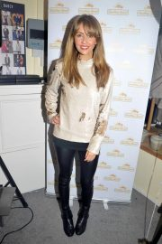 Samia Longchambon at Something Special Boutique Birthday Party in Blackpool 2018/12/01 2
