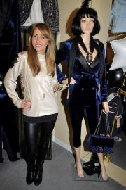 Samia Longchambon at Something Special Boutique Birthday Party in Blackpool 2018/12/01 3