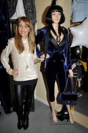 Samia Longchambon at Something Special Boutique Birthday Party in Blackpool 2018/12/01 4