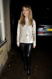 Samia Longchambon at Something Special Boutique Birthday Party in Blackpool 2018/12/01 6