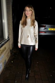 Samia Longchambon at Something Special Boutique Birthday Party in Blackpool 2018/12/01 7