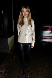 Samia Longchambon at Something Special Boutique Birthday Party in Blackpool 2018/12/01 9