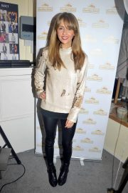 Samia Longchambon at Something Special Boutique Birthday Party in Blackpool 2018/12/01 10