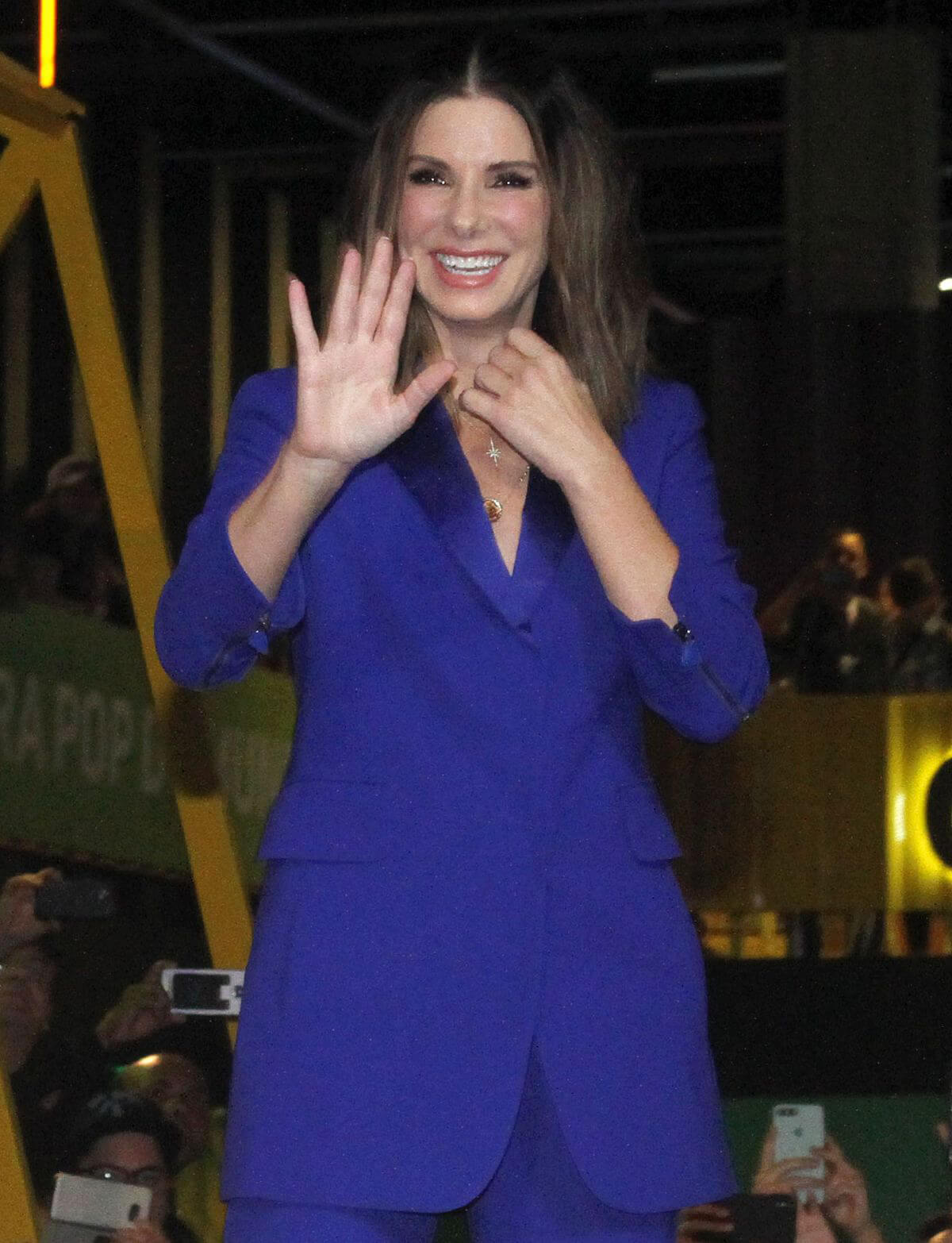Sandra Bullock at Comic-con in Buenos Aires 2018/12/09 1