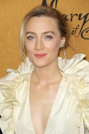 Saoirse Ronan at Mary Queen of Scots Premiere in New York 2018/12/04 11