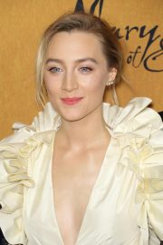 Saoirse Ronan at Mary Queen of Scots Premiere in New York 2018/12/04 13