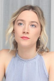 Saoirse Ronan at Mary, Queen of Scots Press Conference in Los Angeles 2018/11/28 3