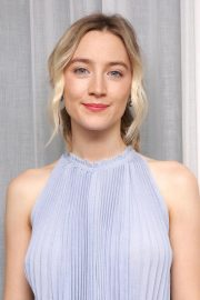 Saoirse Ronan at Mary, Queen of Scots Press Conference in Los Angeles 2018/11/28 5
