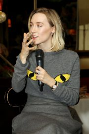 Saoirse Ronan at Mary Queen of Scots Special Screening, Q&A and Reception in New York 2018/12/17 2
