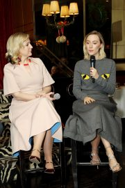 Saoirse Ronan at Mary Queen of Scots Special Screening, Q&A and Reception in New York 2018/12/17 4