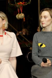 Saoirse Ronan at Mary Queen of Scots Special Screening, Q&A and Reception in New York 2018/12/17 6