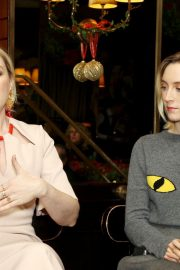 Saoirse Ronan at Mary Queen of Scots Special Screening, Q&A and Reception in New York 2018/12/17 7
