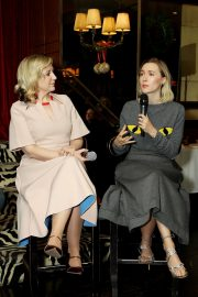 Saoirse Ronan at Mary Queen of Scots Special Screening, Q&A and Reception in New York 2018/12/17 8