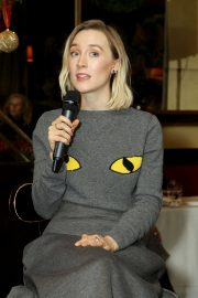 Saoirse Ronan at Mary Queen of Scots Special Screening, Q&A and Reception in New York 2018/12/17 10