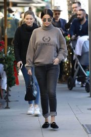 Selena Gomez Out for Lunch in Beverly Hills 2018/12/29 4
