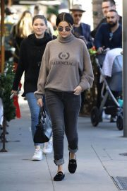 Selena Gomez Out for Lunch in Beverly Hills 2018/12/29 7