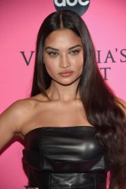 Shanina Shaik at Victoria's Secret Viewing Party in New York 2018/12/02 2