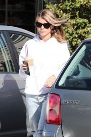 Sofia Richie Out for Coffee in Woodland Hills 2018/12/27 13